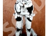 Troopers kiss