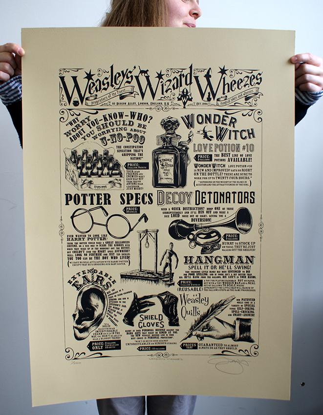 Weasley's Wheezes!