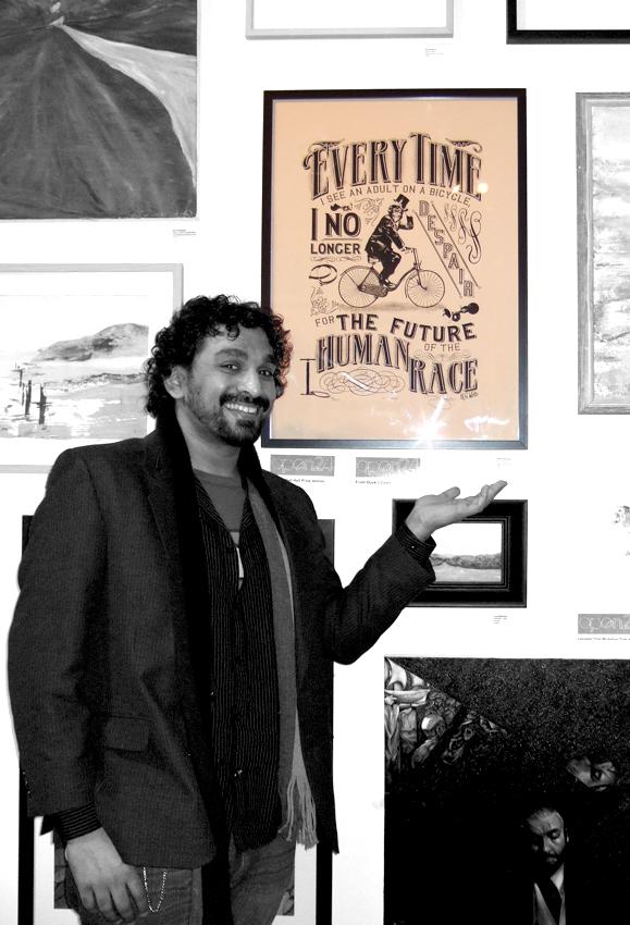 Leicester 24 Open Art Exhibition